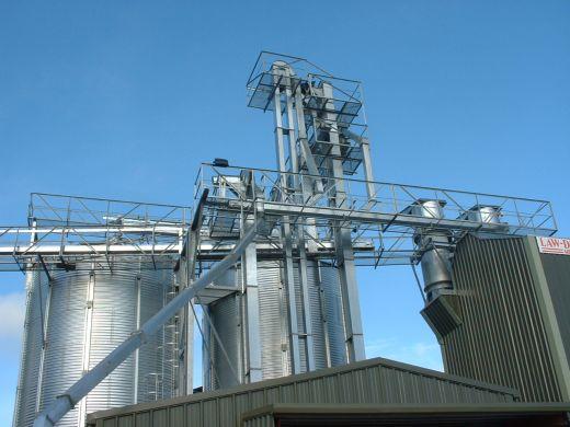 Feed Milling - Crowley Engineering, Cork, Ireland