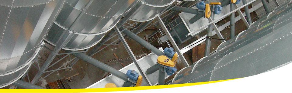 Bulk Storage / Silos And Bins - Crowley Engineering, Cork